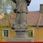 Svatojánská socha ze Zlonic