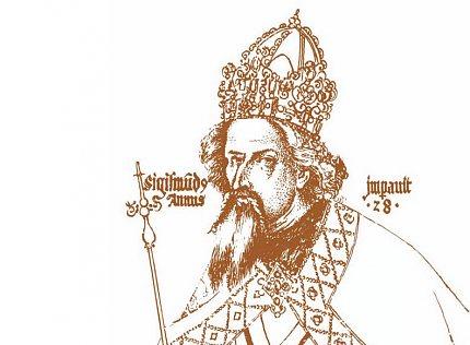 Z obálky publikace Návštěvy panovníků a prezidentů ve Slaném a na Slánsku