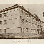 Budovy veřejné nemocnice ve Slaném