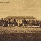 Nemocnice na starých pohlednicích (1915)