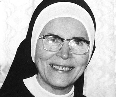 Sestra Marie Vojtěcha Hasmandová