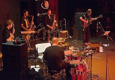 Jonathan Crossley Electric Band