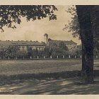 Nemocnice na starých pohlednicích (1937)