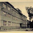 Nemocnice na starých pohlednicích (1942)