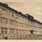 Nemocnice na starých pohlednicích (1953)