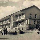 Nemocnice na starých pohlednicích (1960)
