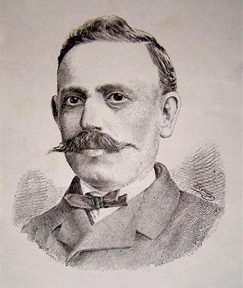 Purkmistr Antonín Prügl (1829–1919)