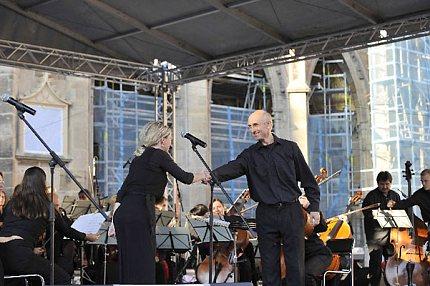 Bára Basiková, Vítězslav Podrazil a Orchestr Atlantis