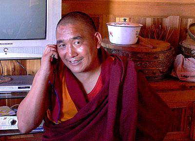 Tibet – ilustrační foto Daniel Berounský