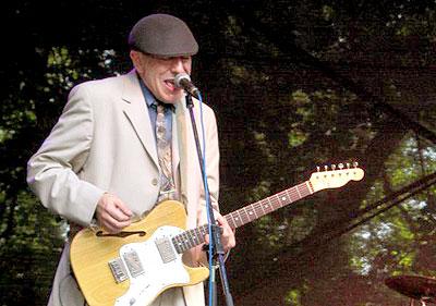 Stan The Man Bohemian Blues Band