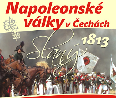 Napoleonské války v Čechách – Slaný 1813