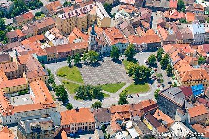 Slaný, Masarykovo náměstí (2008)