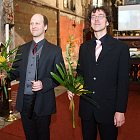 Sebastian Knebel a Thomas Friedlaender