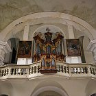 Varhany v chrámu sv. Petra a Pavla v Peruci