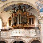 Varhany v chrámu Nanebevzetí P. Marie ve Zlonicích