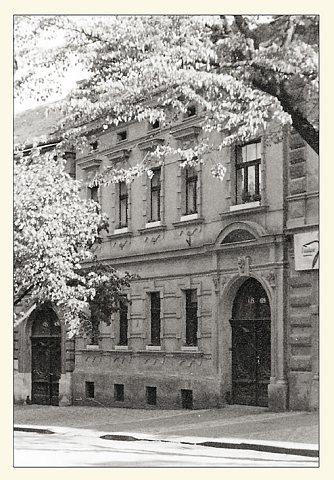 Pohlednice č. 8 – dům čp. 619 (postaven 1895) foto 1939 nebo 1940