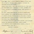 Protokol o kolaudaci a povolení k obývání domu (4. ledna 1916)