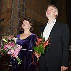 Varhany znějící 2009, B. Steude a J. Katzschke(D), Slaný 11. 9. 2009