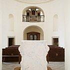 Varhany v kostele sv. Izidora v Budenicích