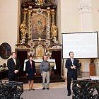 Varhany znějící 2009, Peter va Dijk (NL), Slaný 8. 9. 2009