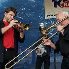 Rožnění uherského býka 12. 9. 2009, Dixieland Messengers