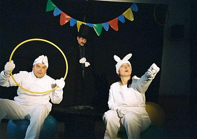 Králící z klobouku – Divadlo Špílberg