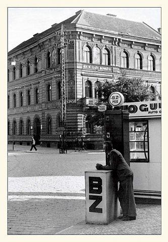 Bývalá Okresní hospodářská záložna, architekt R.Štech (1887)