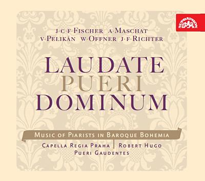Laudate Pueri Dominum - hudba slánských piaristů