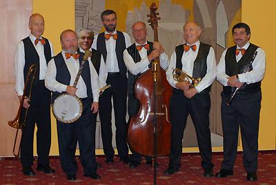 Senior Dixieland Praha