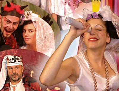 Jak se krotí princezna - DAP Praha