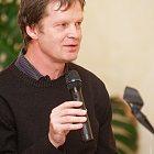 Redaktor Katolického týdeníku Jaroslav Šubrt
