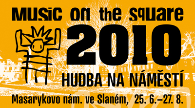 Hudba na náměstí 2010