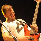 Wirebrush – Papajoe, Music on the Square, 6. srpna 2010