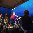 Druhá štace, Music on the Square, 27. srpna 2010