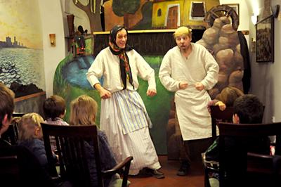 Vodnická pohádka - divadelní společnost Koňmo