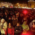 Slavnost světla – rozsvícení vánočního stromu a výzdoby