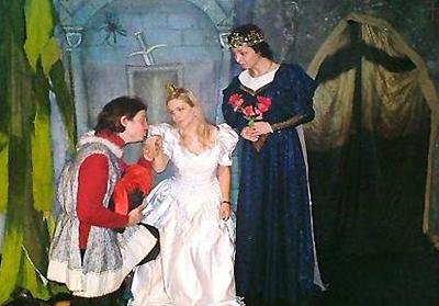 O princezně Leontýnce a dračím mláděti