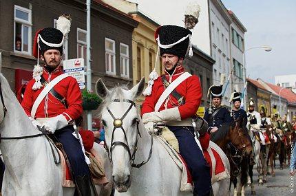 Městské slavnosti ve Slaném v roce 2010