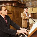 Pavel Kohout a Jan Hoďánek, varhany a hoboj 15. 5. 2011
