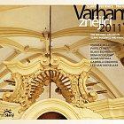 CD Varhany znějící 2011 Slaný–Budenice–Vraný (přední strana obalu)