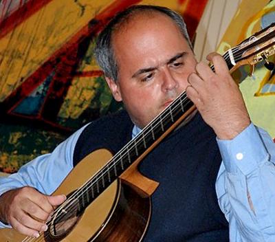 Kytarista Libor Janeček