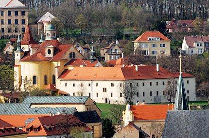 Klášter bosých karmelitánů ve Slaném
