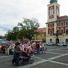 Rožnění uherského (martinického) býka, Slaný, sobota 10. 9. 2011