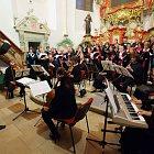 Večer duchovních kantát v klášteře, Slaný 1. 10. 2011