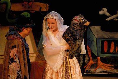 Jagababa a tři loupežníci, Divadlo NArozHRANÍ
