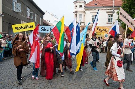 Městské slavnosti v roce 2011