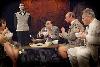 Saturnin - Divadlo A.Dvořáka Příbram