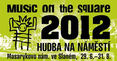 Hudba na náměstí 2012