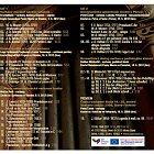 Varhany znějící 2012 Slaný–Peruc–Zlonice (zadní strana)