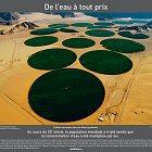 Voda za každou cenu, Zavlažované kultury v jordánské poušti